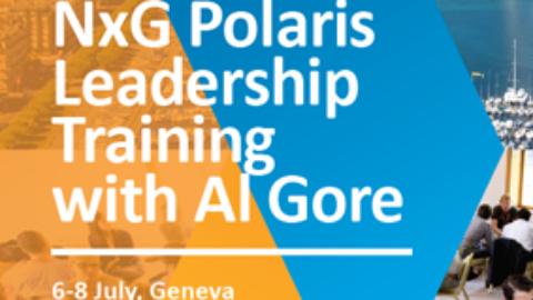 Polaris Training avec Al Gore : retour sur deux jours dédiés au monde de demain