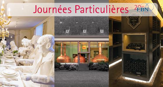 20 ans du FBN France : prochaines Journées Particulières