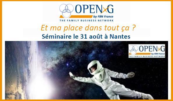 Les séminaires OPENxG de l'été : après Aix en Provence, le FBN vous invite à Nantes