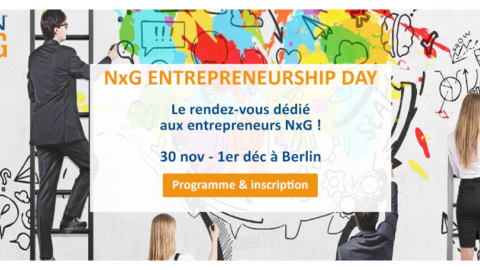 Ouverture des inscriptions pour le NxG Entrepreneurship Day !
