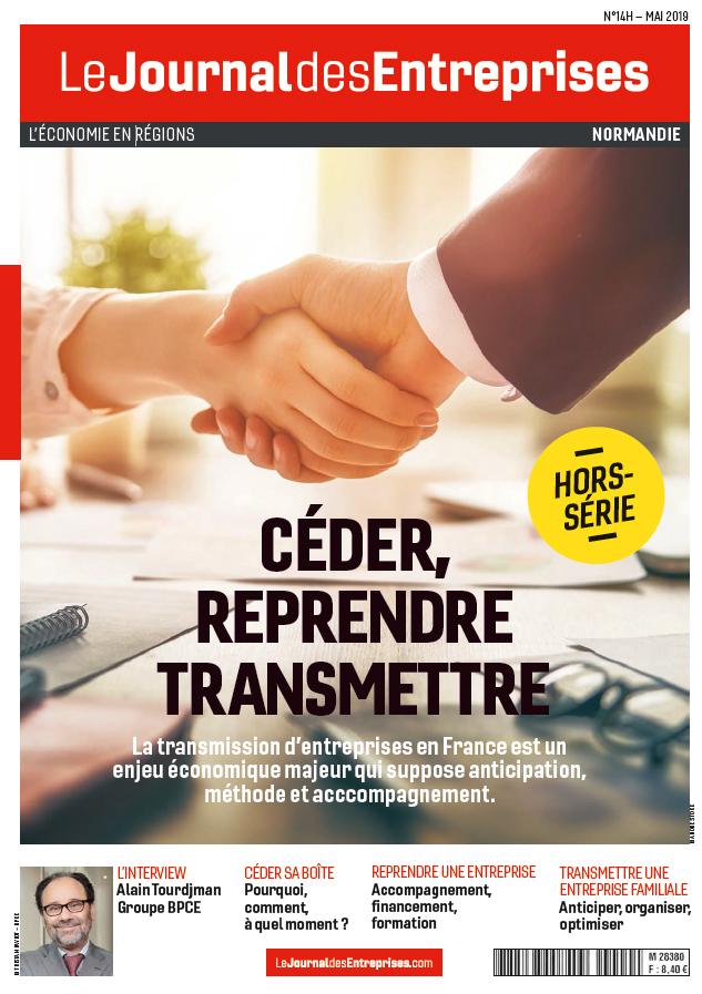 Interview de Caroline Mathieu – Le Journal des Entreprises
