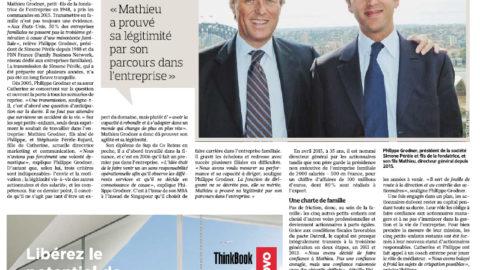 Le Figaro – Interview de Philippe Grodner