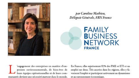 L'engagement responsable au cœur de la stratégie des entreprises familiales