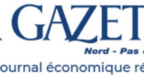 La Gazette Nord-Pas-de-Calais – Interview de Caroline Poissonnier