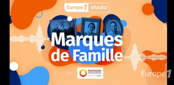 Podcast Marques de famille
